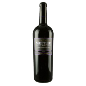 Mettler Family Vineyards Cabernet Sauvignon