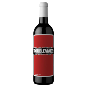 Troublemaker Red Blend By Austin Hope